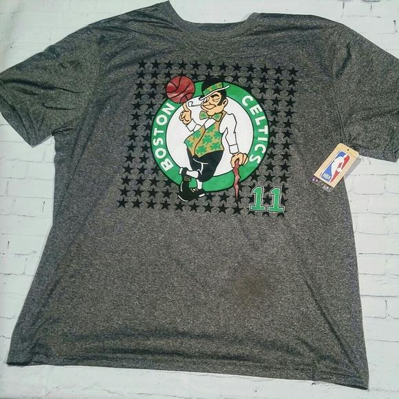 info for 49ee1 a9b82 NWT Boston Celtics Kyrie Irving #11 NBAStore 2XL NWT